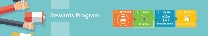 LifeSct Rewards Program
